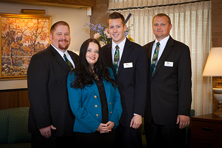Meet our Crematory Staff – John, Danielle, Shane & Rich